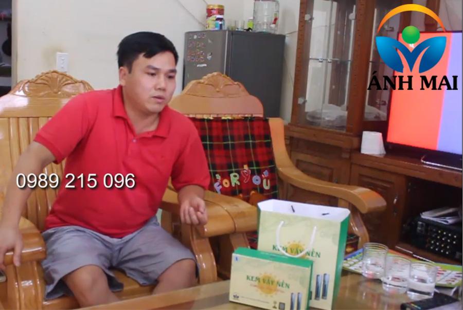 Cảm nhận của anh Hưng, bố BN vẩy nến Quang Tùng, Sơn La